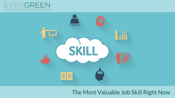 EVERGREEN # 16 - The Most Valuable Job Skill Right Now | WunderLand Group