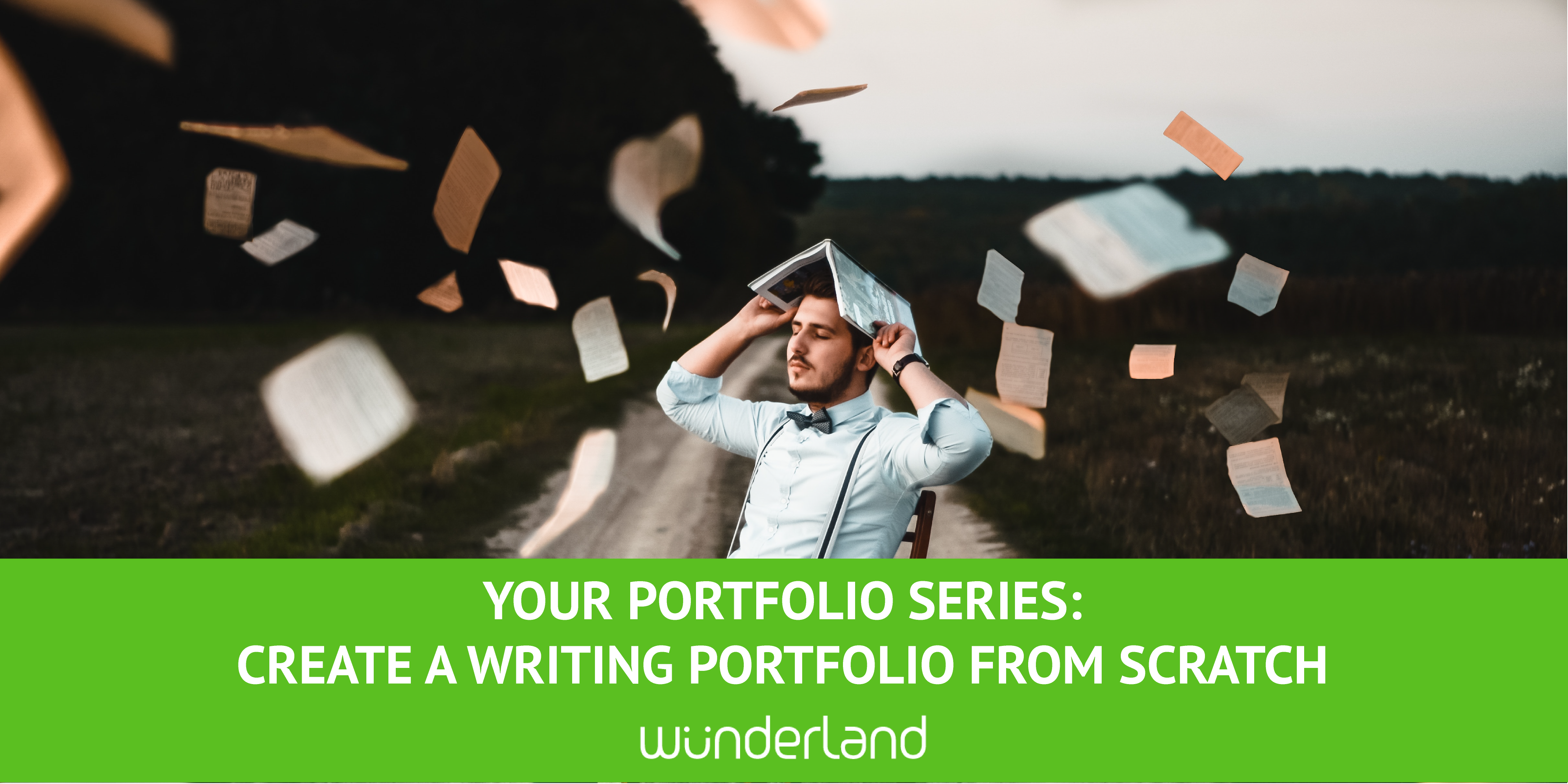 Creating a Writing Portfolio from Scratch